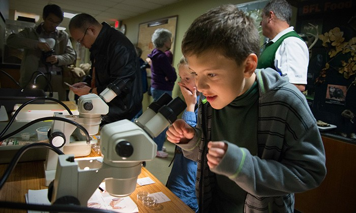 BFL is proud to host Science Under the Stars