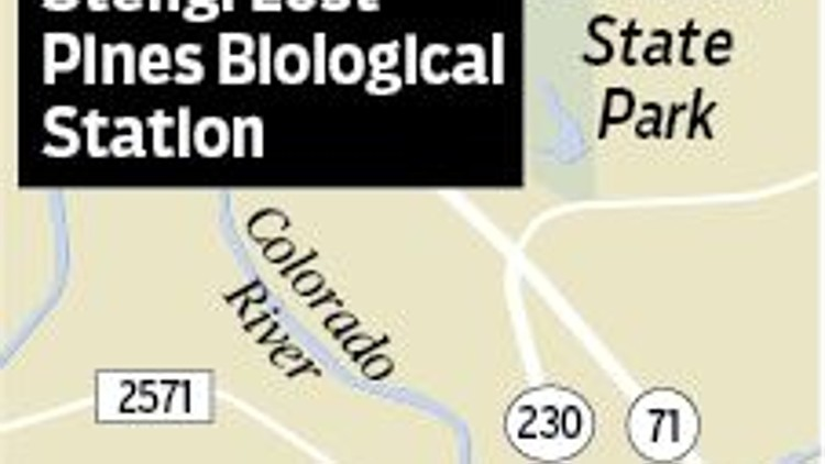 Regents approve plan to expand Stengl Lost Pines Biological Station