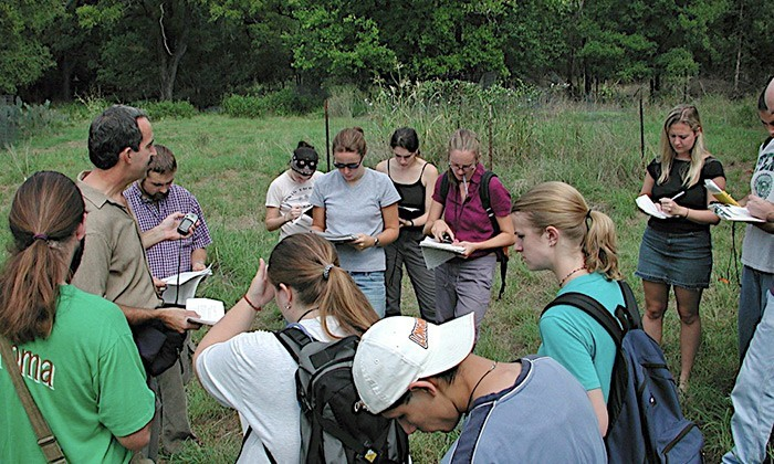 National Report Highlights Brackenridge Field Lab