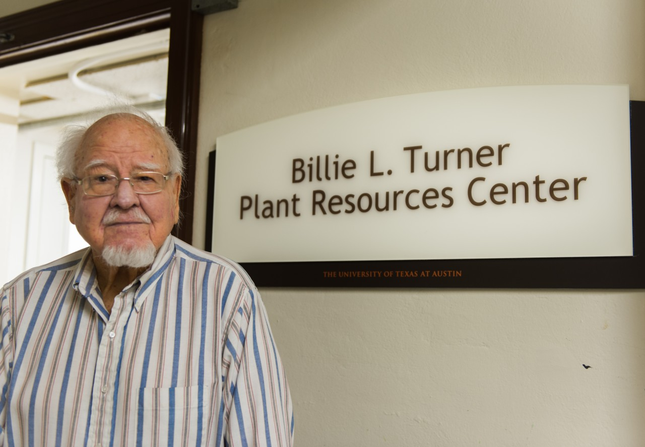 Celebrating the Billie L. Turner Plant Resources Center